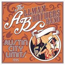 Allman Brothers Band, - Austin City Limits 1995 - Double LP Vinyl - New