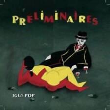 IGGY POP - PRELIMINAIRES - CD NUOVO
