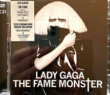 Lady Gaga 2xCD The Fame Monster - Europe (M/M)
