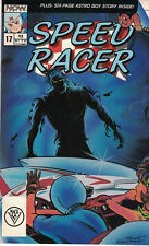 Speed Racer Comic Book #17 NOW 1988, NEW UNREAD