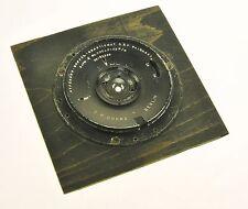 Hypergon-Doppel Anastigmat D.R.P. Cp Goerz Berlin 75mm #107888 Camera Lens