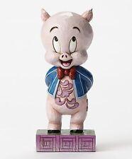 Looney Tunes It`s P-P-P-Porky (Porky Pig) Figurine 4049385 by Jim Shore