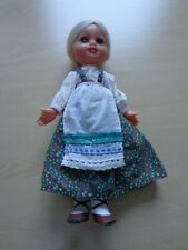 Vintage Lenigrushka Doll In Traditional Costume,Ussr/Russia1970s- 80s