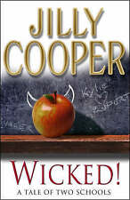 Wicked!, By Cooper OBE, Jilly,in Used but Acceptable condition