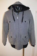Mambo Unisex Zip Up Hooded Winter Jacket Size Small Men's/Women's BNWT