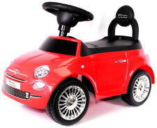 Fiat 500 Ride On Toy Car Red New Genuine 6002350289