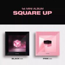 BLACKPINK (SQUARED UP) - SELECT BLACK / PINK VERSION (ALBUM SEALED ORIGINAL)