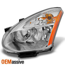 Fits 08-14 Rogue SUV Halogen Type Headlight Lamp Driver Left Side Replacement