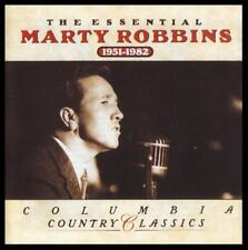 MARTY ROBBINS (2 CD) THE ESSENTIAL ~ COLUMBIA COUNTRY CLASSICS ~ GREATEST *NEW*