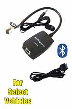 BlueTooth A2DP Music Stream iPhone 5 6 Samsung Etc Car Adapter Kit select Toyota