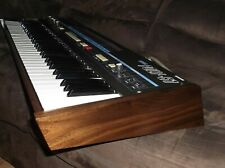 Korg Poly-61 Synthesizer Replacement Solid Walnut Chassis / Body / Case