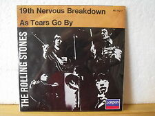"7"" Single - THE ROLLING STONES - 19th Nervous Breakdown - STILL SEALED / 1985"