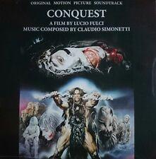 Claudio Simonetti – Conquest OST LP Rustblade vinyl cult italian soundtrack