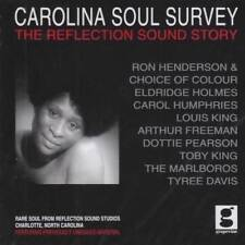 CAROLINA SOUL SURVEY Various Artists NEW SEALED NORTHERN SOUL CD (GRAPEVINE) R&B