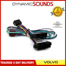 CT51-VL01 Car Stereo Amplified Active Speaker Adaptor Lead Volvo 850 1992-1997