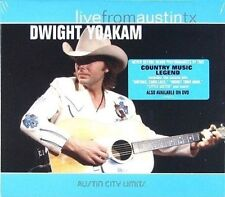 Live From Austin TX 0607396608225 by Dwight Yoakam CD