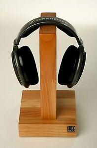 Hi Fi Racks Headphone Stand Cherry