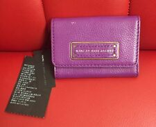 Marc By Marc Jacob Card Holder Wallet Purple (G7)