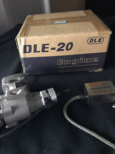 DLE Engines DLE-20 20cc Gas Airplane Engine