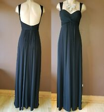BCBGMaxazria formal black dress Sz XS