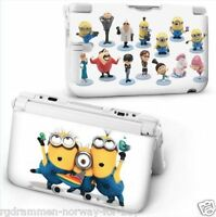 Dispicable Me Minion Minions Hard Case Cover For (Latest 2015) Nintendo 3DSxl