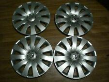 "Vauxhall Astra combo Wheel Trim hub caps wheel covers X4, 15"",  13391569"