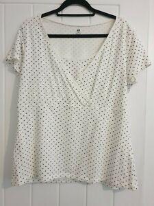 Nursing top H&M mama size XL