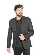 Guess Men's Gustavo Blazer In Black Size M