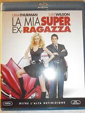 LA MIA SUPER EX RAGAZZA FILM IN BLU-RAY NUOVO DA NEGOZIO ANCORA INCELLOFANATO!!!
