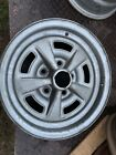 1971 Pontiac Tempest 14x6 Rally II Wheel M5 1 6 25 KU OEM 1972 #10