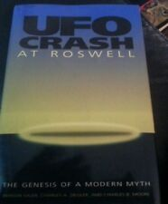 UFO Crash at Roswell by Benson Safer (Hardcover) UFO'S
