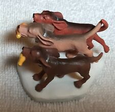 Dept. 56. A Christmas Story, Retired Turkey For The Bumpus Hounds, Mint Conditio