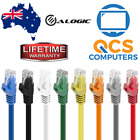 Network Cable CAT6 1000Mbps Lifetime Warranty 0.3m 0.5m 1m 2m 3m and 5M Oz Stock <br/> Fast Shipping / Individual Retail Packages SEALED
