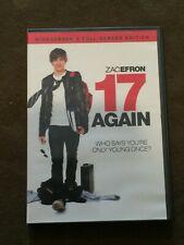 Zac Efron 17 Again Full Screen Edition DVD Movie
