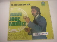 JUAN JOSE MUNIZ EL REGRESO DE ...LP-160(Brand new sealed)