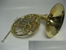 Professional Gold Double French Horn Brand New