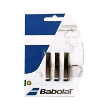 BABOLAT BALANCER TAPE , LEAD TAPE FOR TENNIS OR SQUASH RACKET 3 X 3 GRAM STRIPS