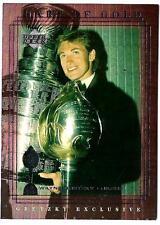 WAYNE GRETZKY 1999-00 Upper Deck Gretzky Exclusive - card # 43 (ex-mt)