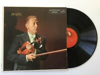 LP, Jascha Heifetz – Heifetz, 1960 vinyl NM LP RCA Victor LM-2382, MONO