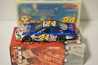 1/24 JEFF GORDON #24 FOUNDATION / HOLIDAY 2004 MONTE CARLO DIECAST CAR BY ACTION