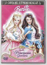 Barbie. La principessa e la povera (2004) DVD