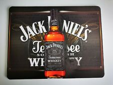 Jack Daniels Mouse Mat / Mouse Pad  New 23mm x 19mm x 5mm Thick Rubber