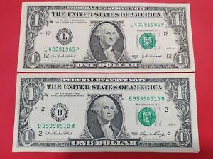 USD 1 Dollar (GEF-EF)
