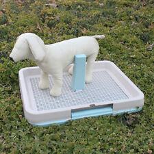"Favorite Tray Puppy Training Pad Holder Indoor Dog Litter Box, 24.8""L x 18.9""W"