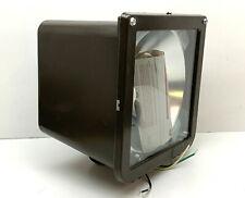 Hubbell MIC-0150S Outdoor High Pressure Sodium Flood Light Fixture 150W HPS 120V