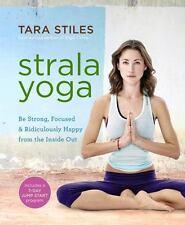 STRALA YOGA - STILES, TARA - NEW PAPERBACK BOOK