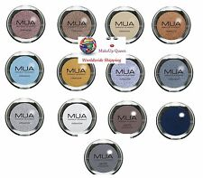 MUA Makeup Academy Copper Eyeshadow Pearl Shimmer Eye Shadow