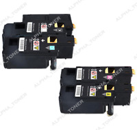 Toner Cartridge for Dell E525w E525 525w 593-BBJX BBJU DPV4T H3M8P | 4 PACK SET
