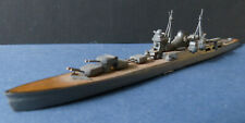 Wood Model 1:1250 (Self-Made) : Japanese Cruiser