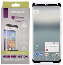 PureGear PureTek Tempered Glass Screen Protector with Tray for Google Pixel 2 XL